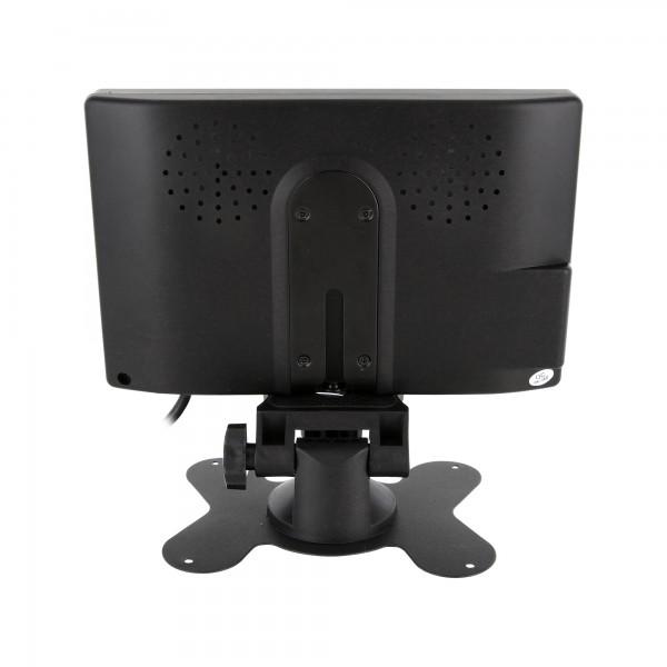 17 8cm 7 zoll auto tft lcd monitor automonitor f r. Black Bedroom Furniture Sets. Home Design Ideas