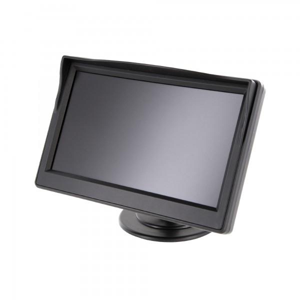 5 12 7cm auto tft lcd monitor f r r ckfahrkamera. Black Bedroom Furniture Sets. Home Design Ideas