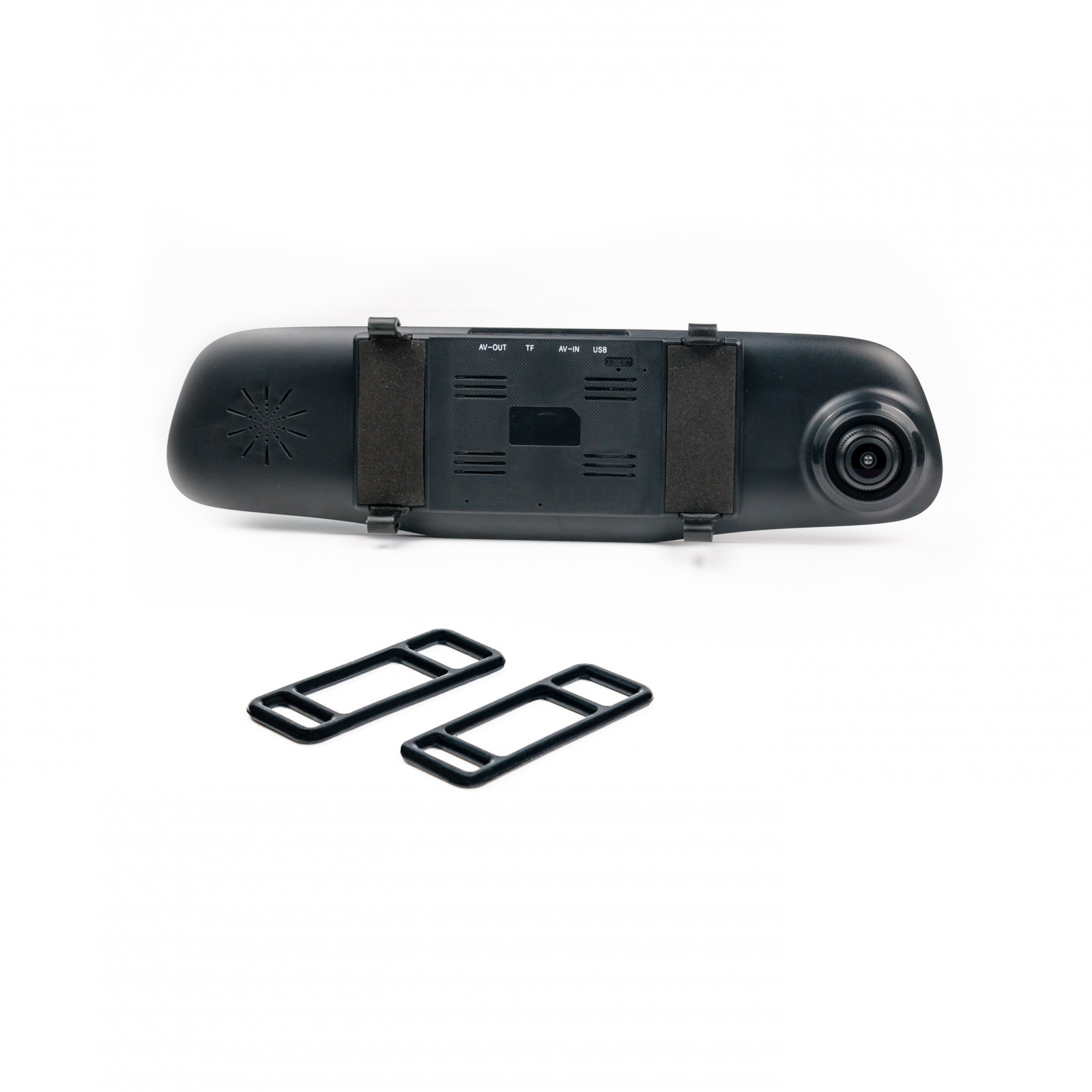 auto dvr r ckspiegel monitor dashcam mit r ckfahrkamera. Black Bedroom Furniture Sets. Home Design Ideas
