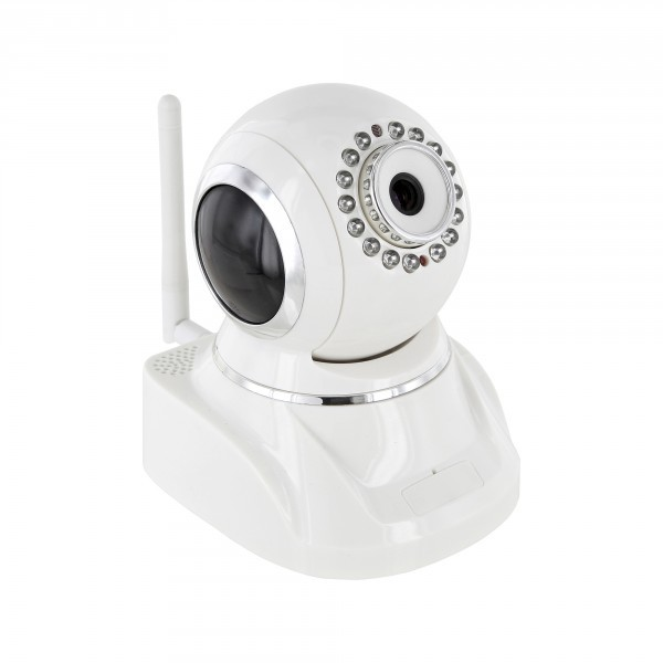 PTZ P2P H.264 HD 1 Megapixel 1 MP IP WiFi Überwachungskamera Video Push Alarm 64GB – Bild 1
